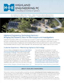 Highland Engineering Technology Services