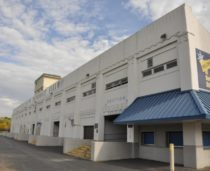 Concrete renovations athletic stadium, Sterling, IL - Highland Engineering