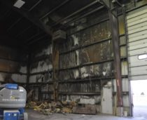 Structural fire damage assessment, Tonica, IL - Highland Engineering