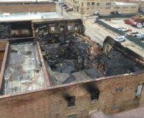 Structural integrity fire damage shoring, Chicago, IL - Highland Engineering